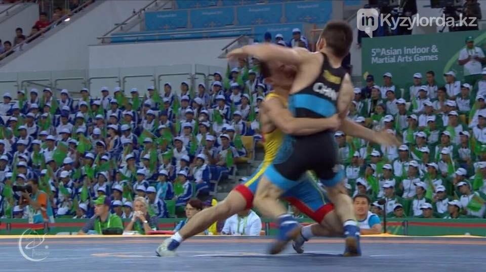 Кызылординец Султангали Айдос завоевал бронзовую медаль , фото-1