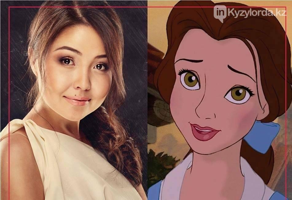 Кто из казахстанских звёзд похож на героев детских мультфильмов?, фото-2