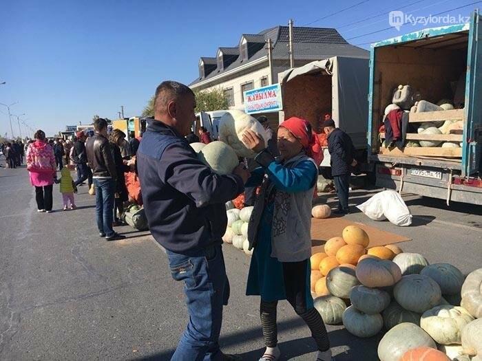 В Кызылорде прошла очередная ярмарка , фото-3