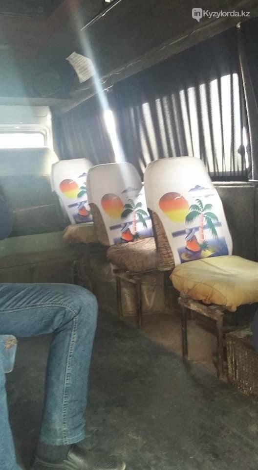 В Кызылорде продолжается рейд по проверке общественного транспорта, фото-2