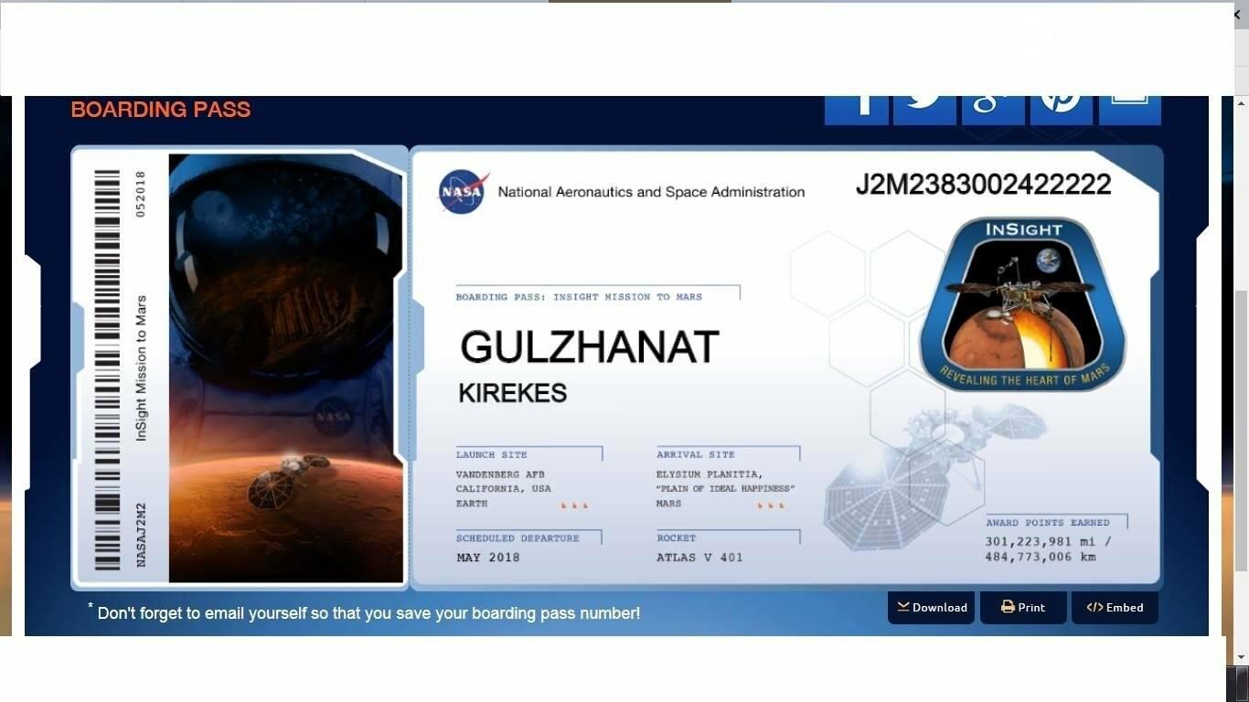 Любой желающий может отправить свое имя на Марс, фото-1