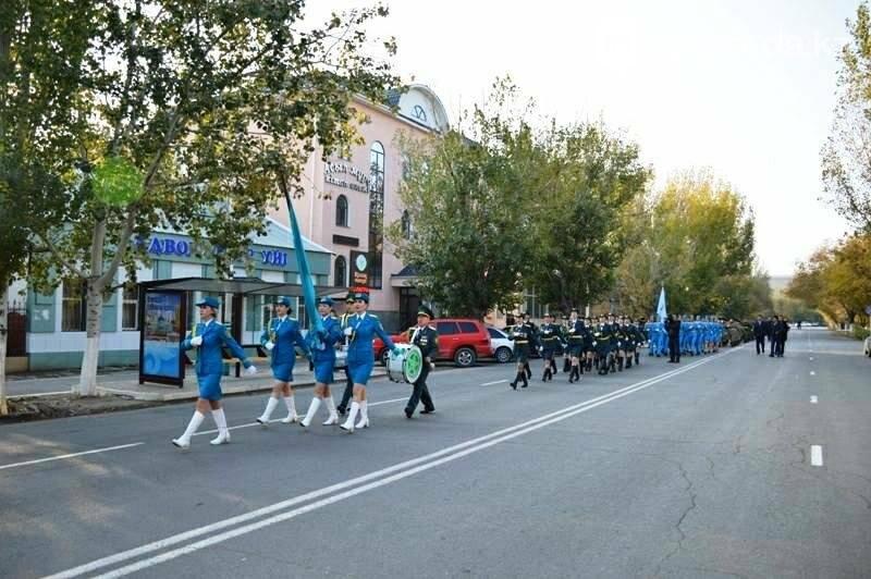 Марш посвященный 95-летию со дня рождения  Маншук  Маметовой, фото-2
