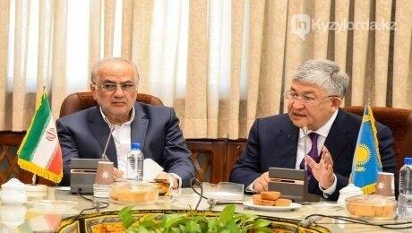 Кызылординская область подписала с Ираном 8 меморандумов о реализации совместных проектов, фото-2