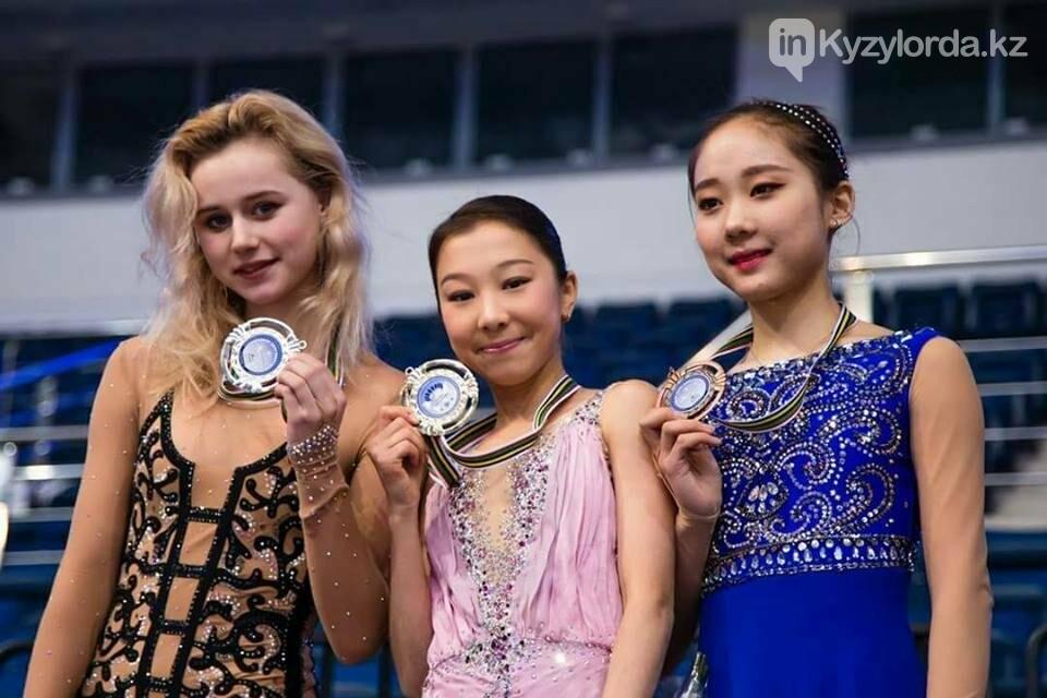 Кызылординка Элизабет Турсынбаева стала победительницей международного турнира в Минске.  , фото-2