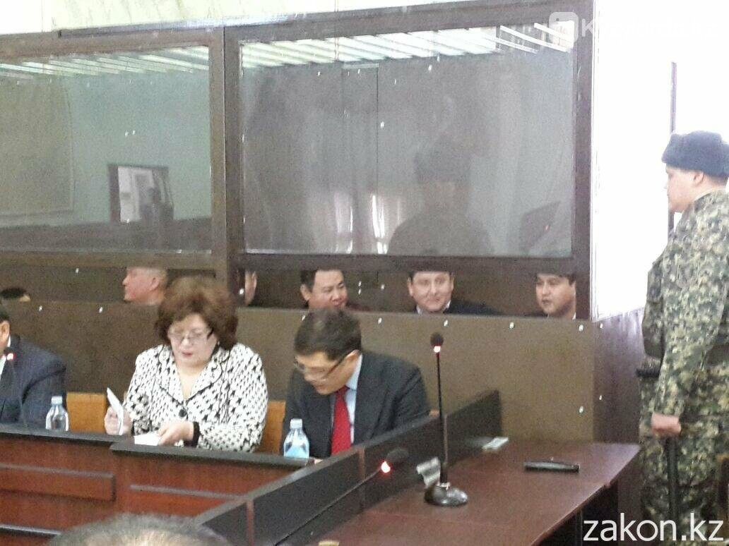 Первое слушание: в чем обвиняют Бишимбаева, фото-1