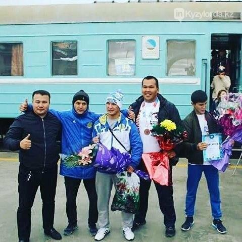 Бронзовые победители Чемпионата мира по панкратиону в Кызылорде, фото-2