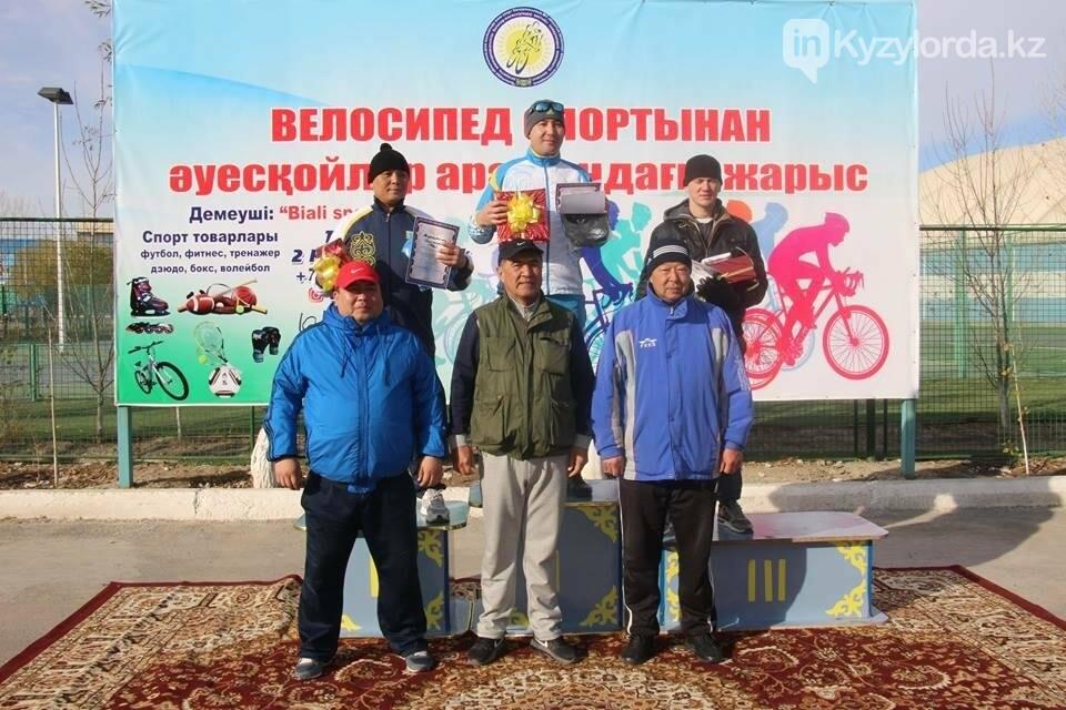 В Кызылорде прошел велопробег, фото-1