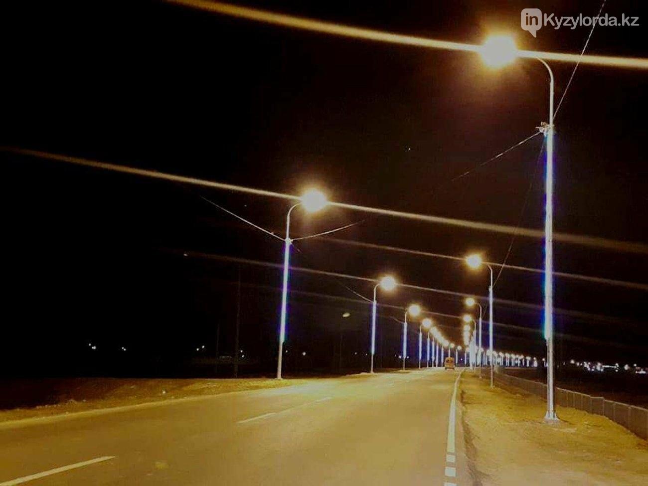 В поселке Жосалы ведется активная работа по проведению уличного освещения. , фото-2