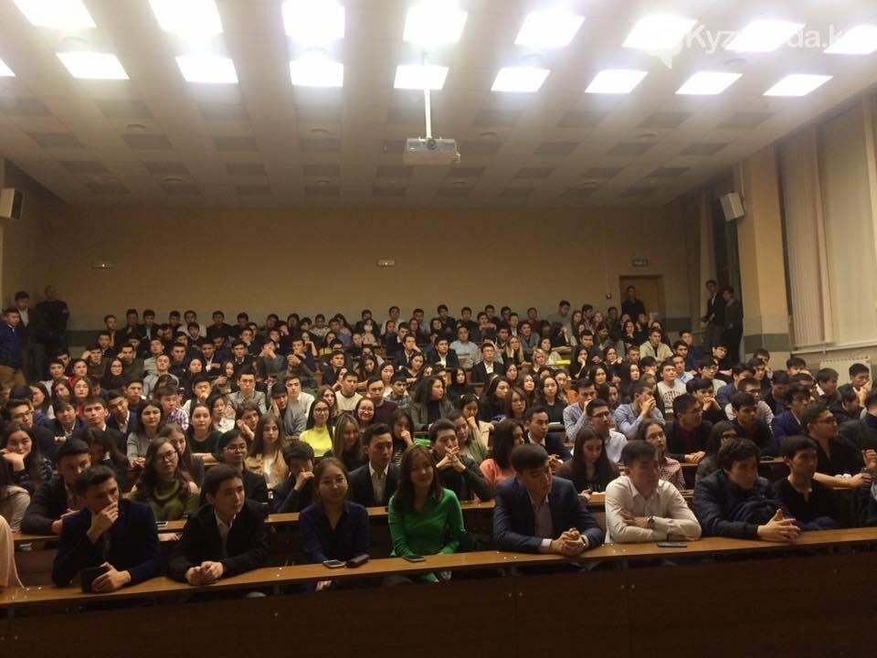 """Кызылординские студенты учащиеся в Москве и Санкт-Петербурге  создали  ассоциацию  """"Орда"""" , фото-2"""