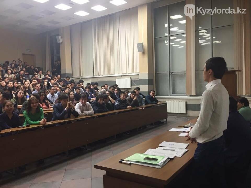 """Кызылординские студенты учащиеся в Москве и Санкт-Петербурге  создали  ассоциацию  """"Орда"""" , фото-3"""