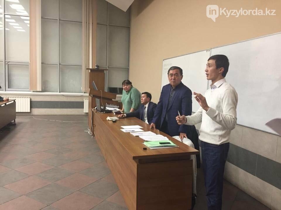 """Кызылординские студенты учащиеся в Москве и Санкт-Петербурге  создали  ассоциацию  """"Орда"""" , фото-1"""