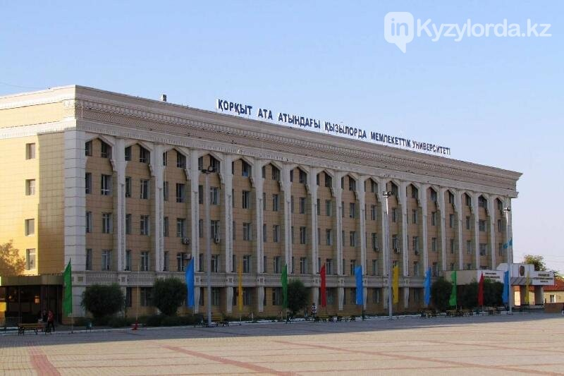 Университет имени Коркыт ата стал обладателем ордена имени  А.Байтурсынова, фото-1