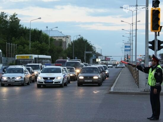 В Астане перекроют улицы на время матча «Астана» - «Вильярреал», фото-1