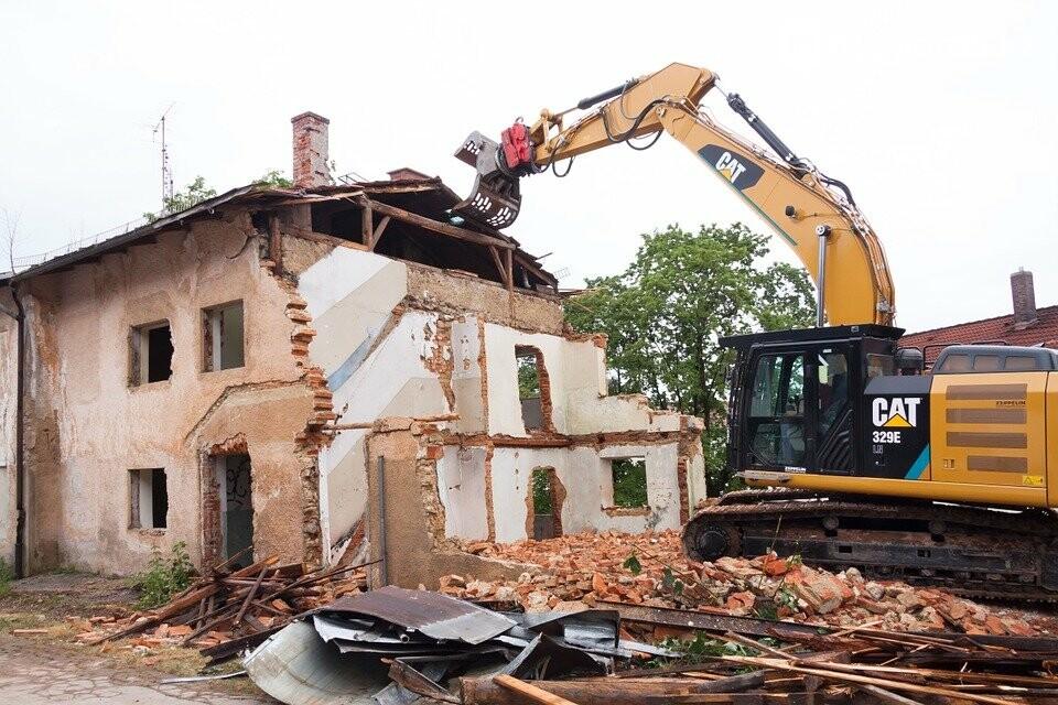 В Кызылорде приступили к сносу аварийного жилья , фото-1