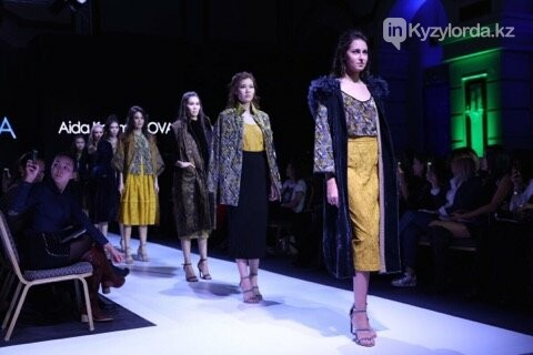 Очередная казахстанская неделя моды прошла в Астане, фото-5