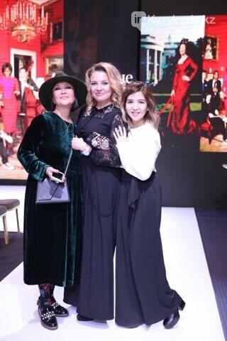 Очередная казахстанская неделя моды прошла в Астане, фото-6