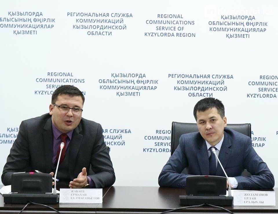Газификация Кызылординской области идет полным ходом, фото-1