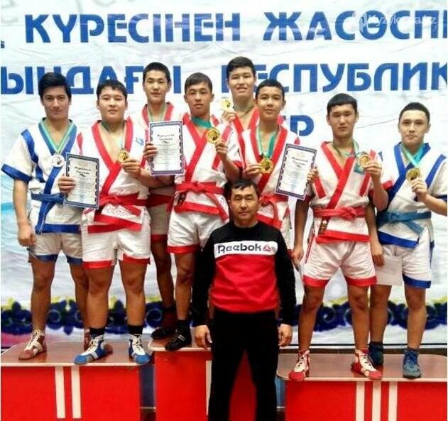Палуаны Кызылорды заслужили 17 медалей , фото-1