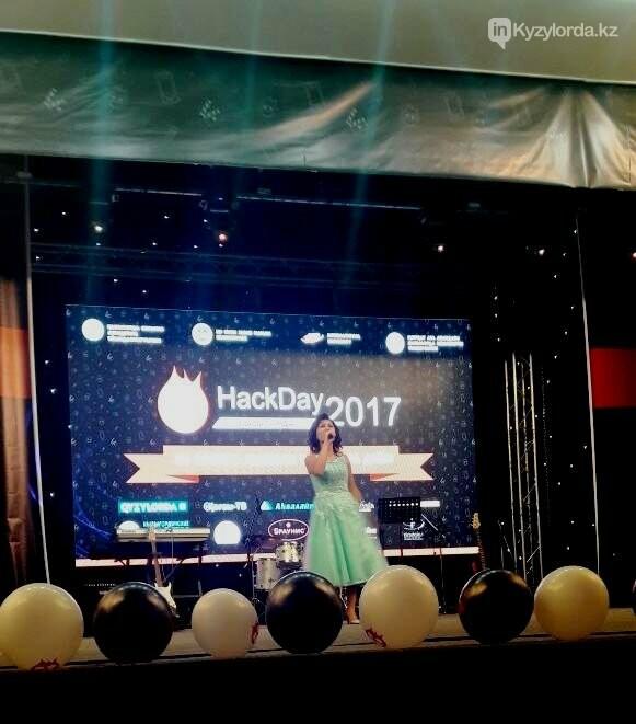 Церемония  закрытия  HACKDAY в Кызылорде, фото-2