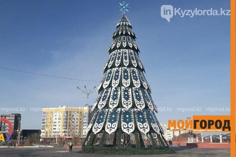 Народ судить вам или  Атырау выделил на елку 89 миллион тенге, фото-1