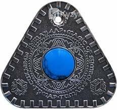 Нацбанк  выпустил коллекционную серебрянную монету, фото-1
