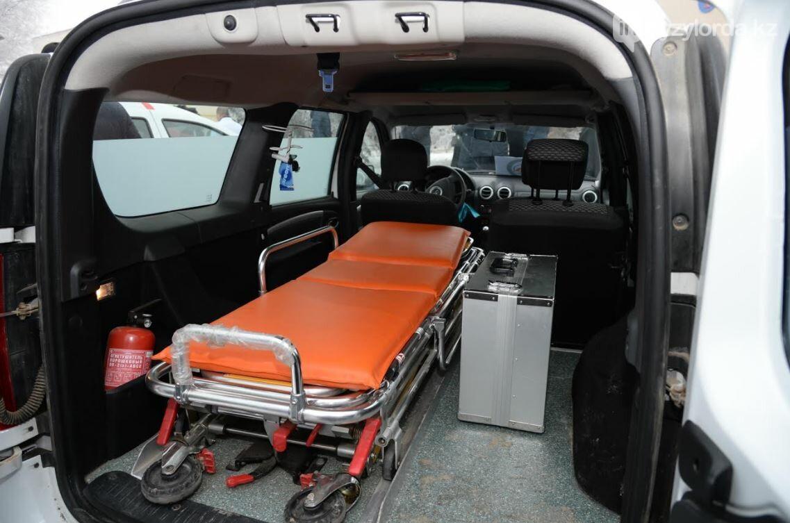 29 автомобилей вручены медицинским учереждениям Кызылорды, фото-1