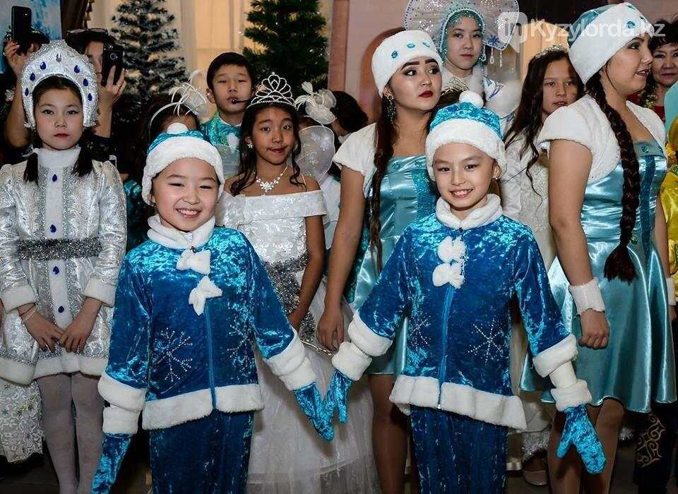 В Кызылорде  прошла Президентская елка, фото-1