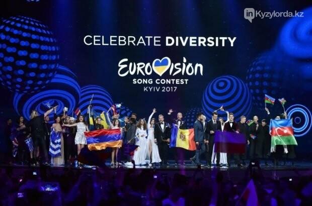 Казахстан получил право на участие в «Евровидении», фото-1