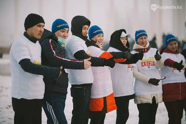 В Кызылорде  состоялся благотворительный марофон 2017, фото-1