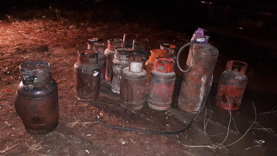 В Кызылорде при пожаре в многоквартирном доме эвакуировали 73 человек (фото), фото-6