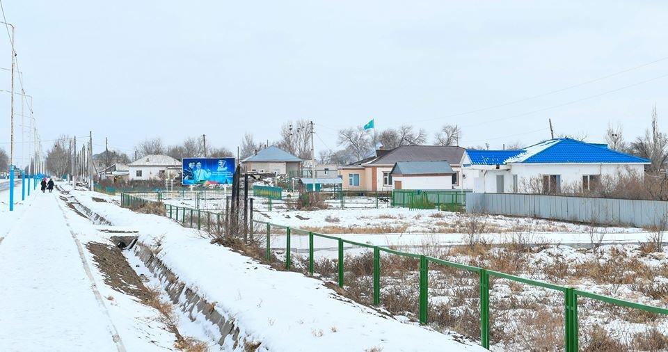 В Кызылординской области отремонтирован проезд от аэропорта до сел Когалыколь и Ширкейли, фото-3, Фото пресс-службы акимата Кызылординской области